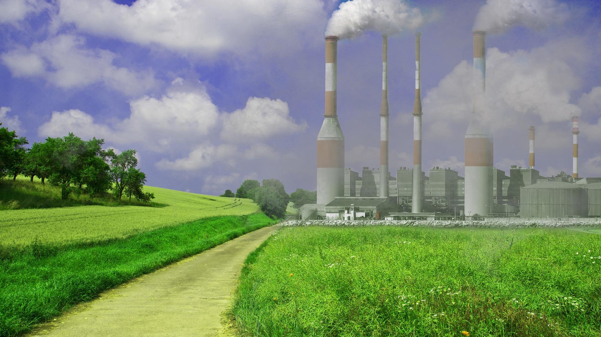 Źródła zanieczyszczeń powietrza