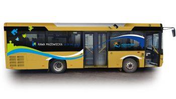 Rozkład jazdy autobusu – 31.10.2018 r. – 02.11.2018 r.