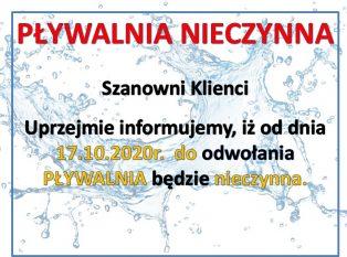 Pływalnia Nieczynna